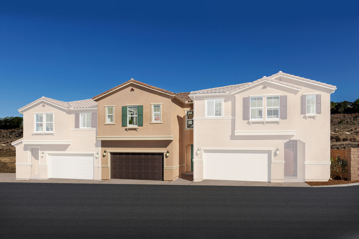 New Homes in Vista, CA - Residence One Modeled
