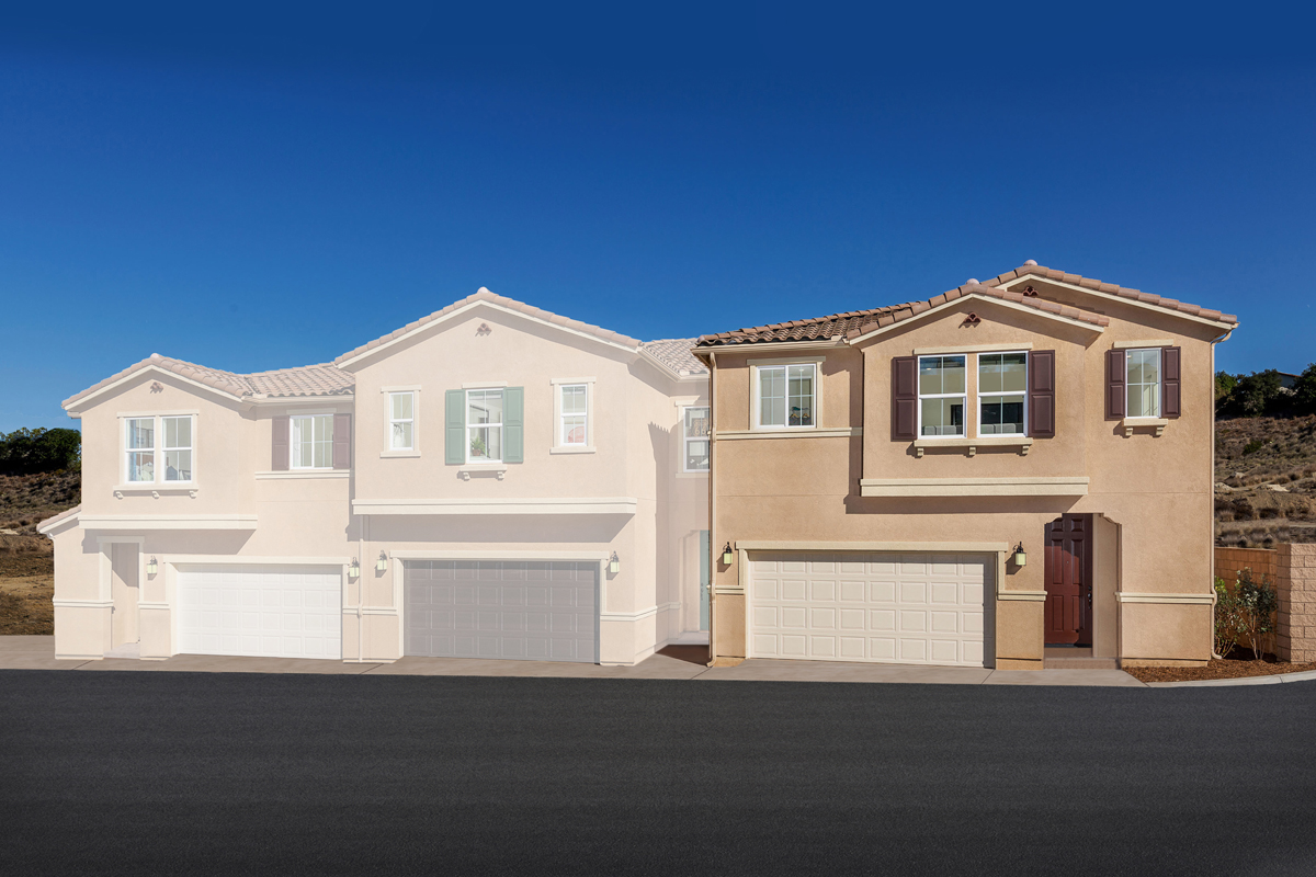 New Homes in Vista, CA - Sierra Residence Two