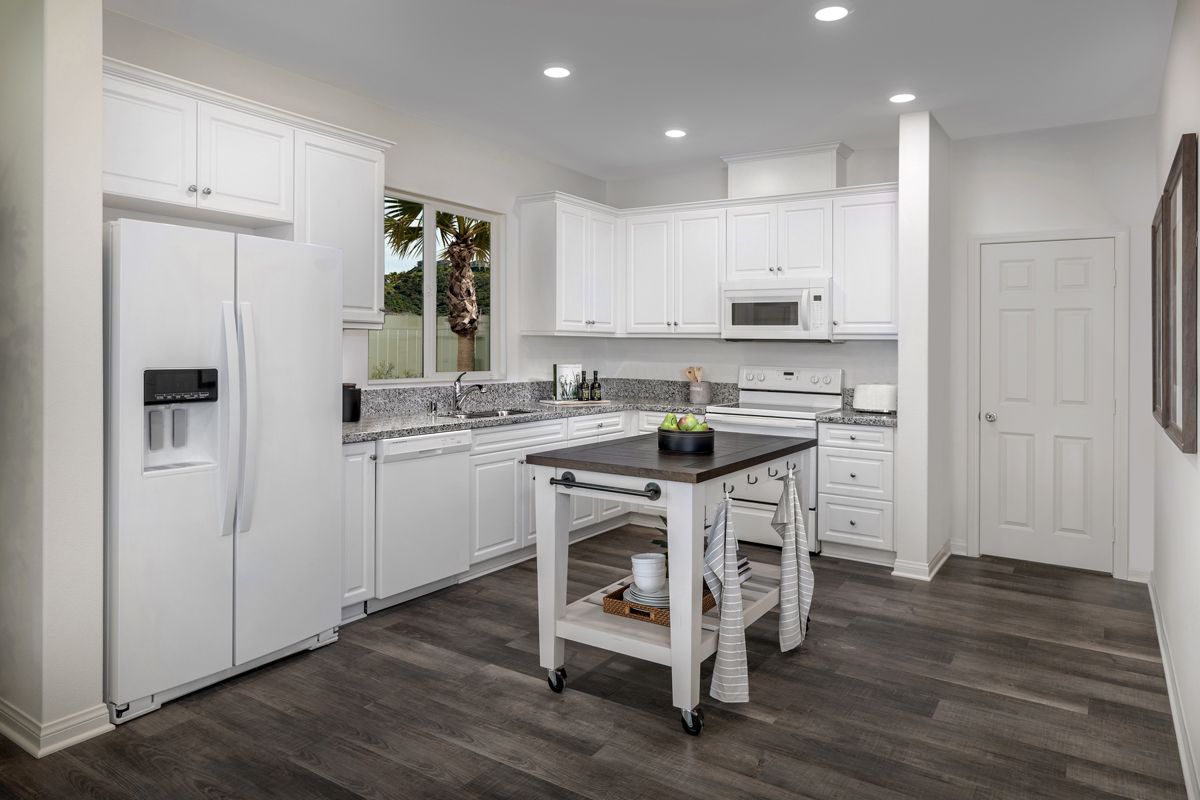 New Homes in Spring Valley, CA - Sweetwater Place Residence One Kitchen