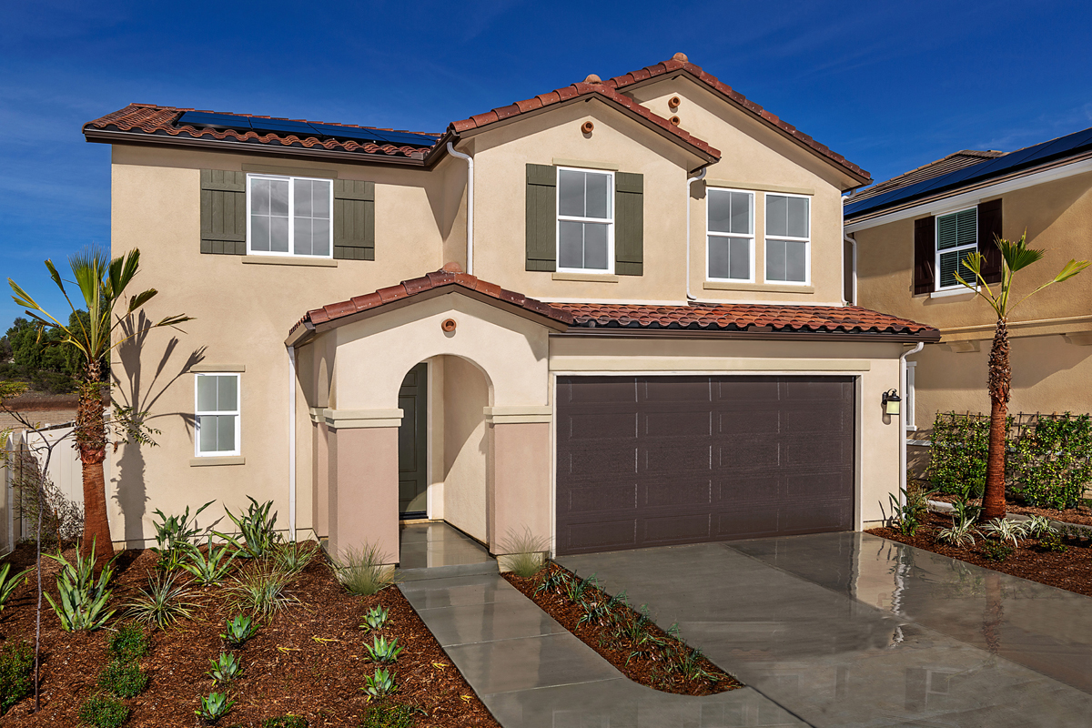 New Homes in Spring Valley, CA - Sweetwater Place Residence One