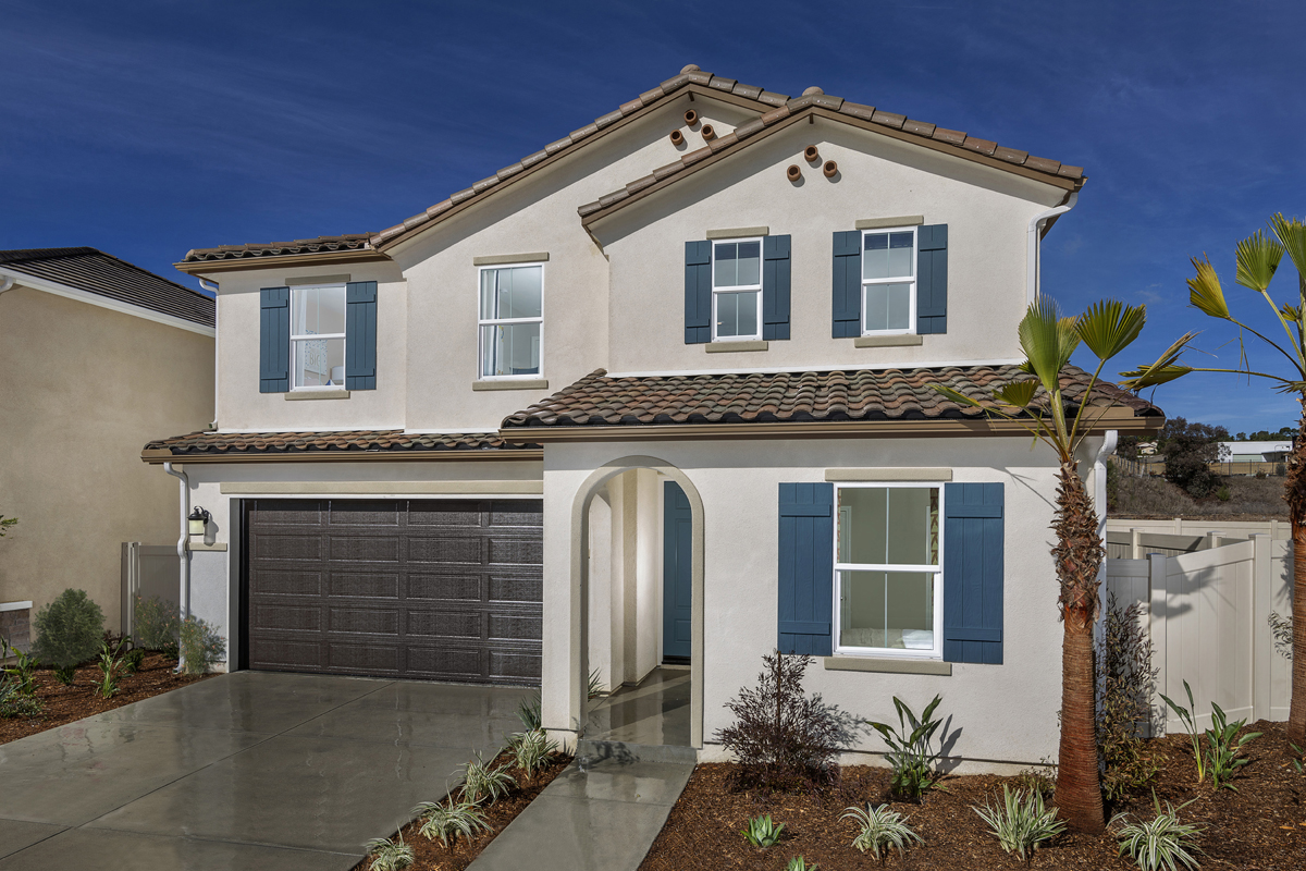 New Homes in Spring Valley, CA - Sweetwater Place Residence Two