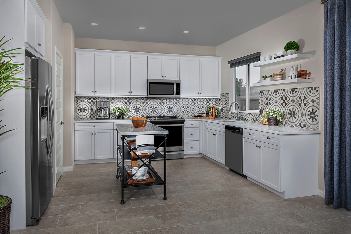 New Homes in Spring Valley, CA - Sweetwater Place Residence Two Kitchen