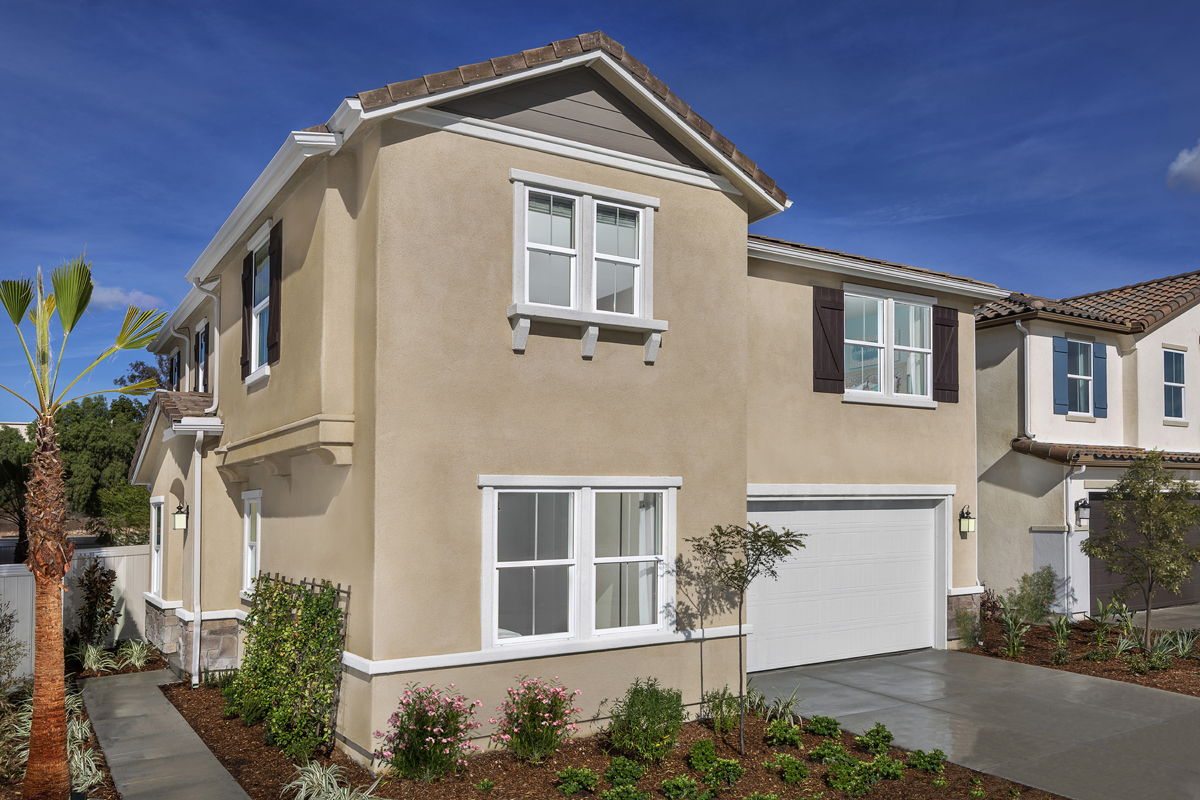 New Homes in Spring Valley, CA - Sweetwater Place Residence Three