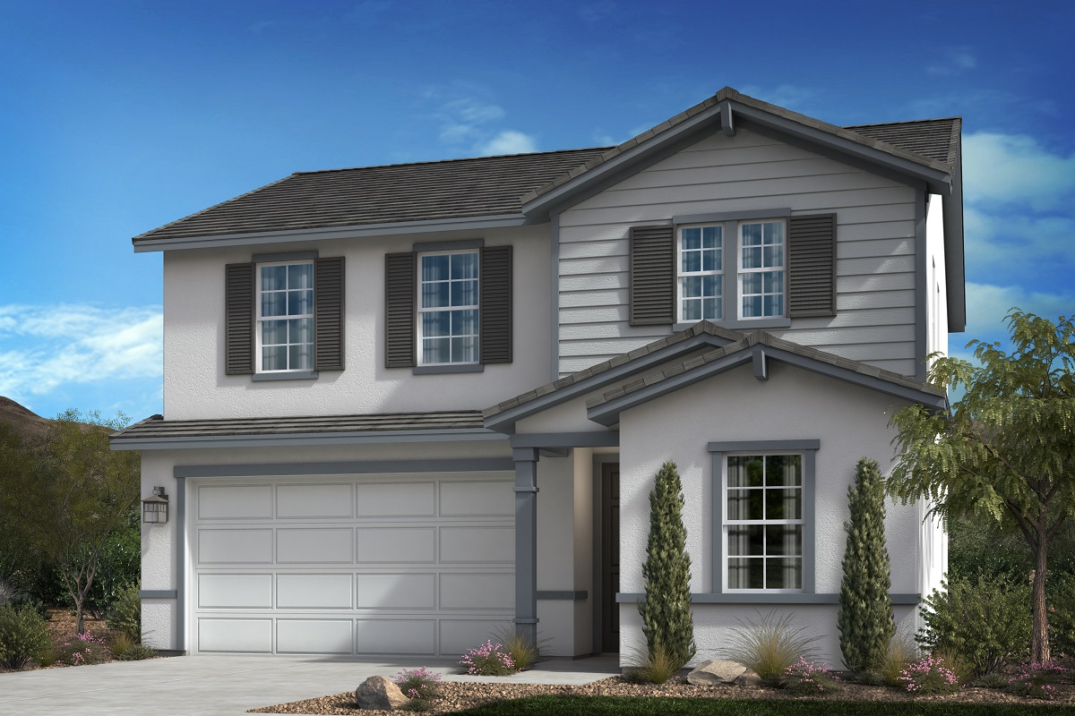 New Homes in Spring Valley, CA - Traditional 'C' Elevation