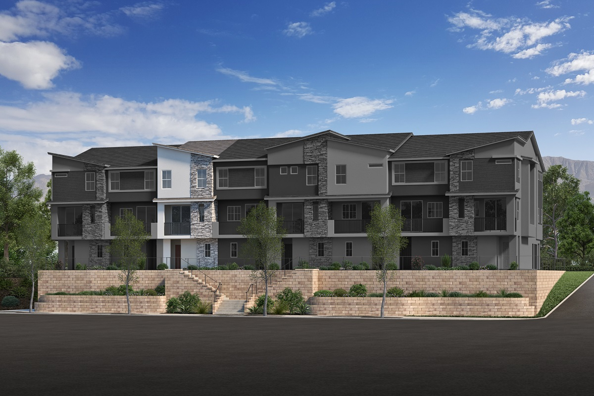 New Homes in San Marcos, CA - Viewpointe Plan 1581