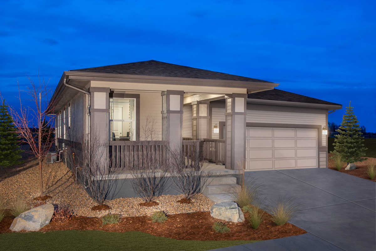 New Homes in Firestone, CO - Barefoot Lakes Plan 1382 Elevation C