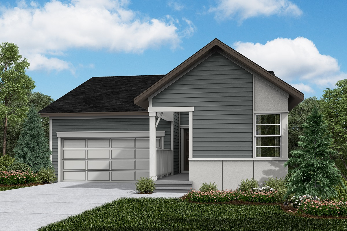 New Homes in Firestone, CO - Elevation D