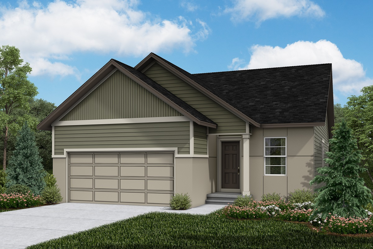 New Homes in Firestone, CO - Barefoot Lakes Aspire - Elevation D