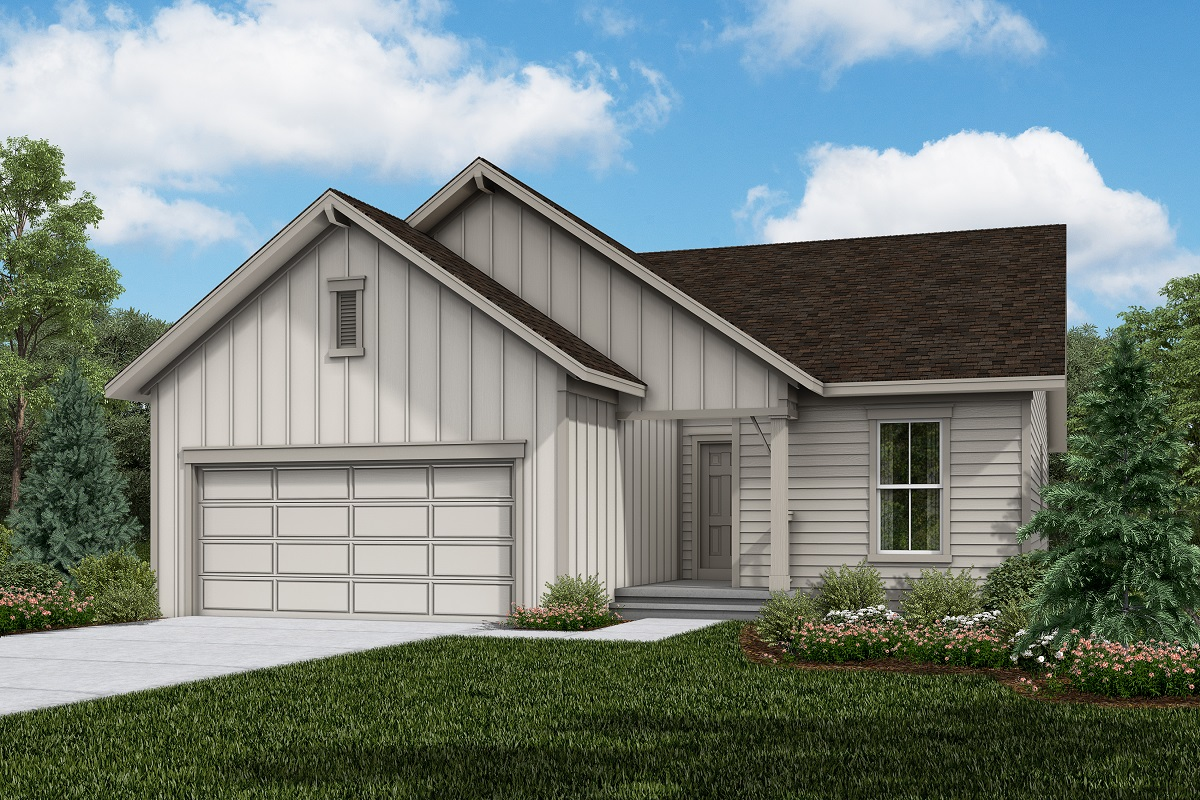 New Homes in Firestone, CO - Elevation A