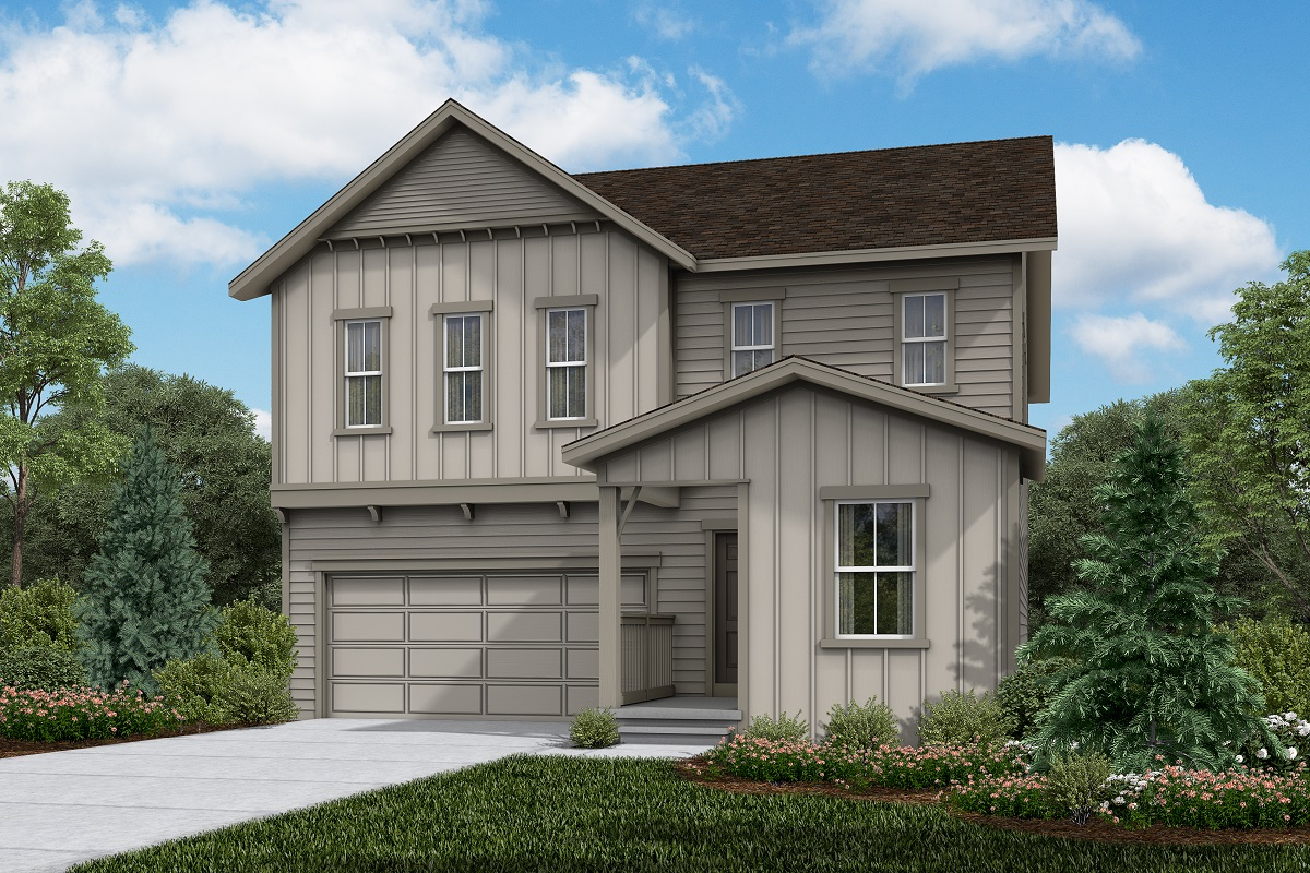 New Homes in Firestone, CO - Memory - Elevation A