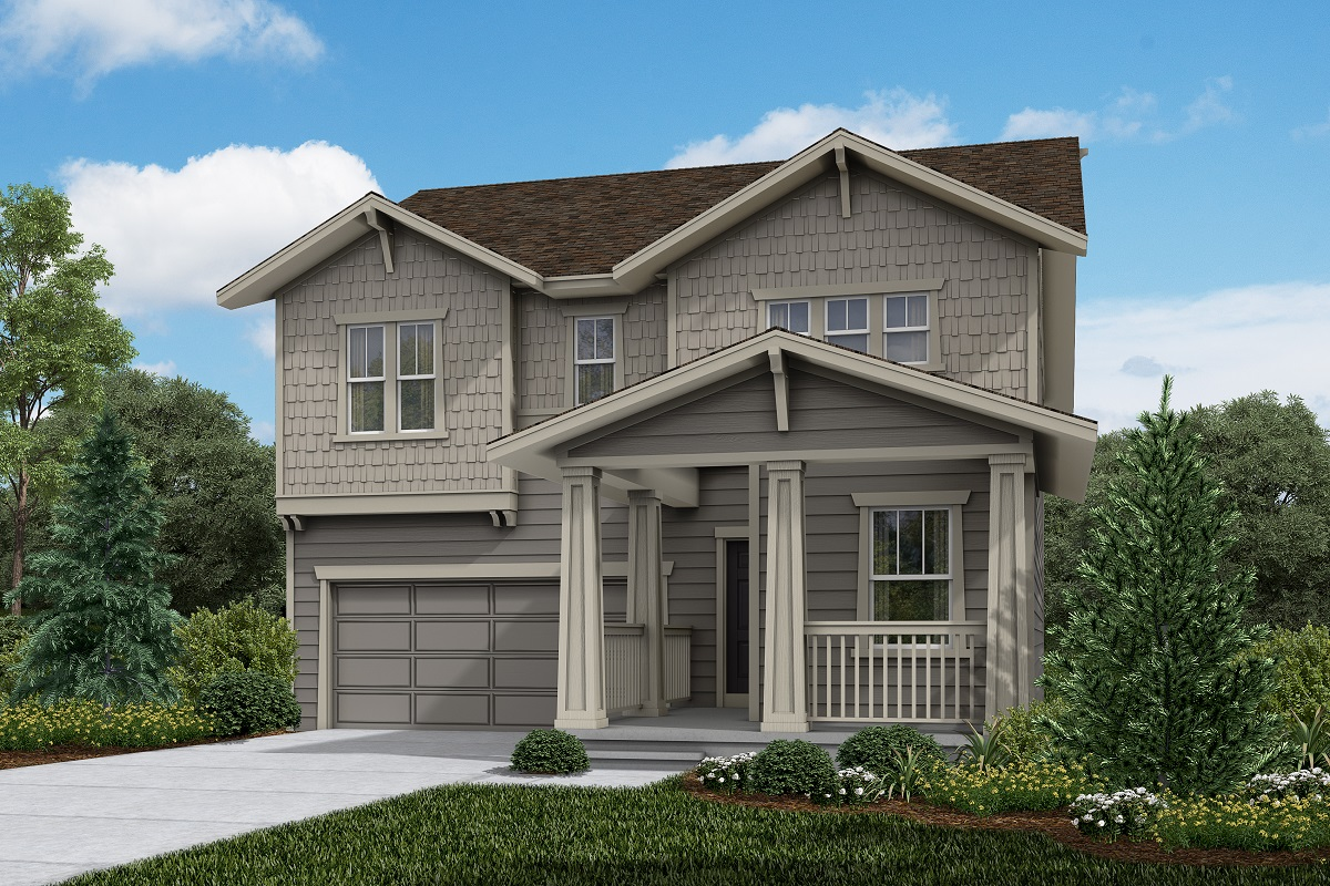 New Homes in Firestone, CO - Memory - Elevation B