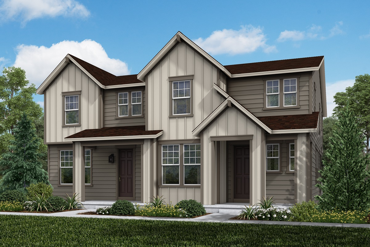 New Homes in Broomfield, CO - Plan 1885 & Plan 1671