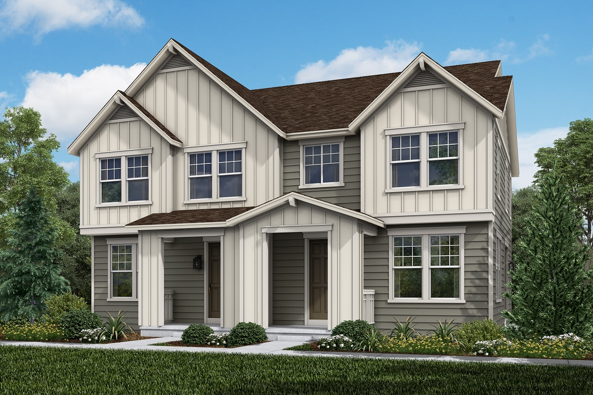 New Homes in Broomfield, CO - Plan 1671