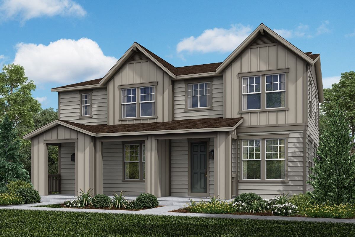 New Homes in Broomfield, CO - Plan 1754 & Plan 1671