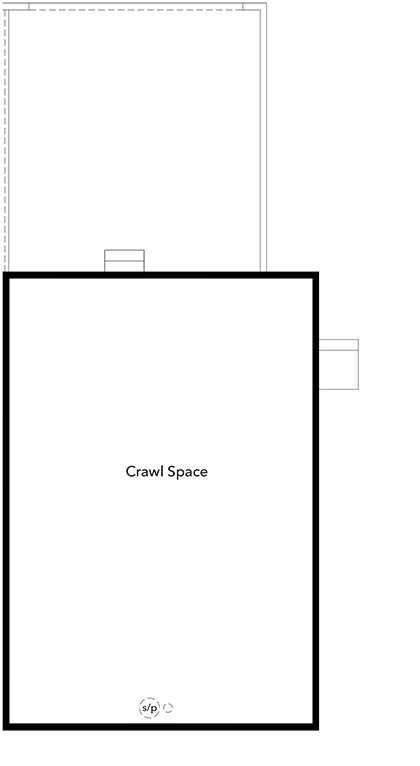 New Homes in Broomfield, CO - Plan 1963, Crawl Space