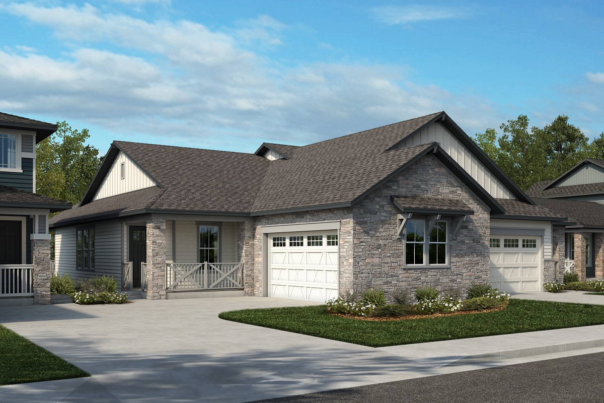 New Homes in Arvada, CO - Plan 1738