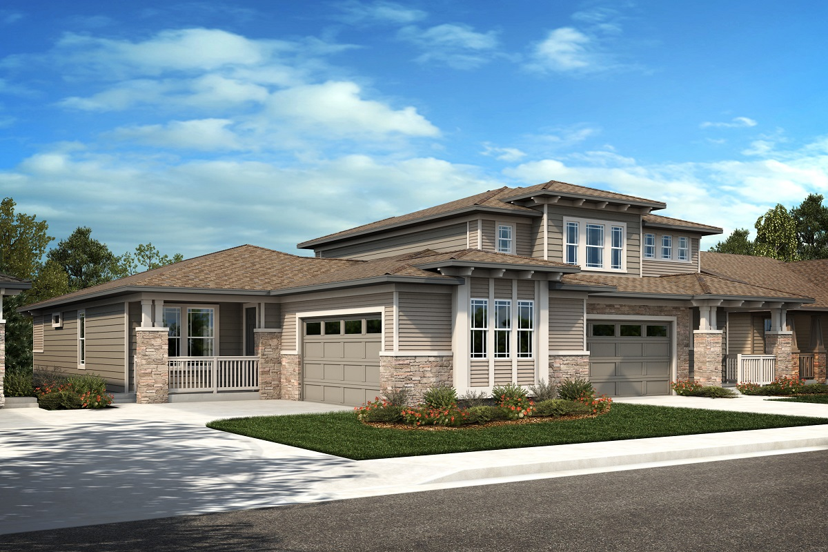 New Homes in Arvada, CO - Plan 1774 & Plan 2479 Elevation 28C