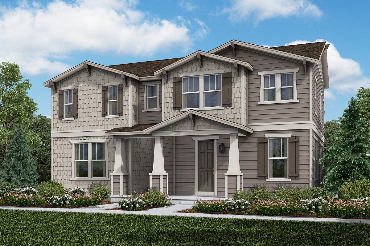 New Homes in Erie, CO - Plan 1934 & Plan 1671 Elevation 7
