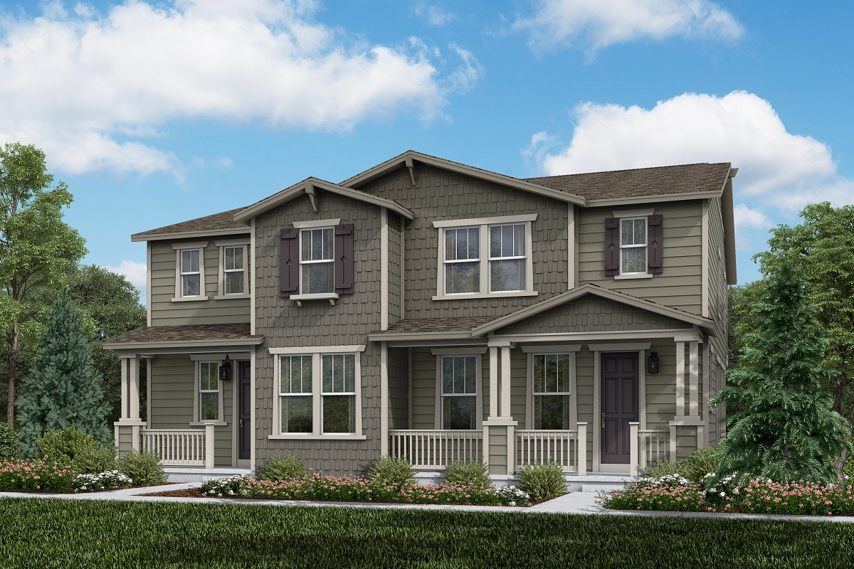 New Homes in Erie, CO - Plan 1885 & Plan 1754 Elevation 12A
