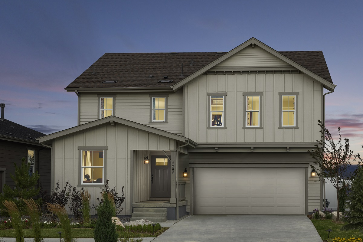 New Homes in Berthoud, CO - Plan 2282 Modeled