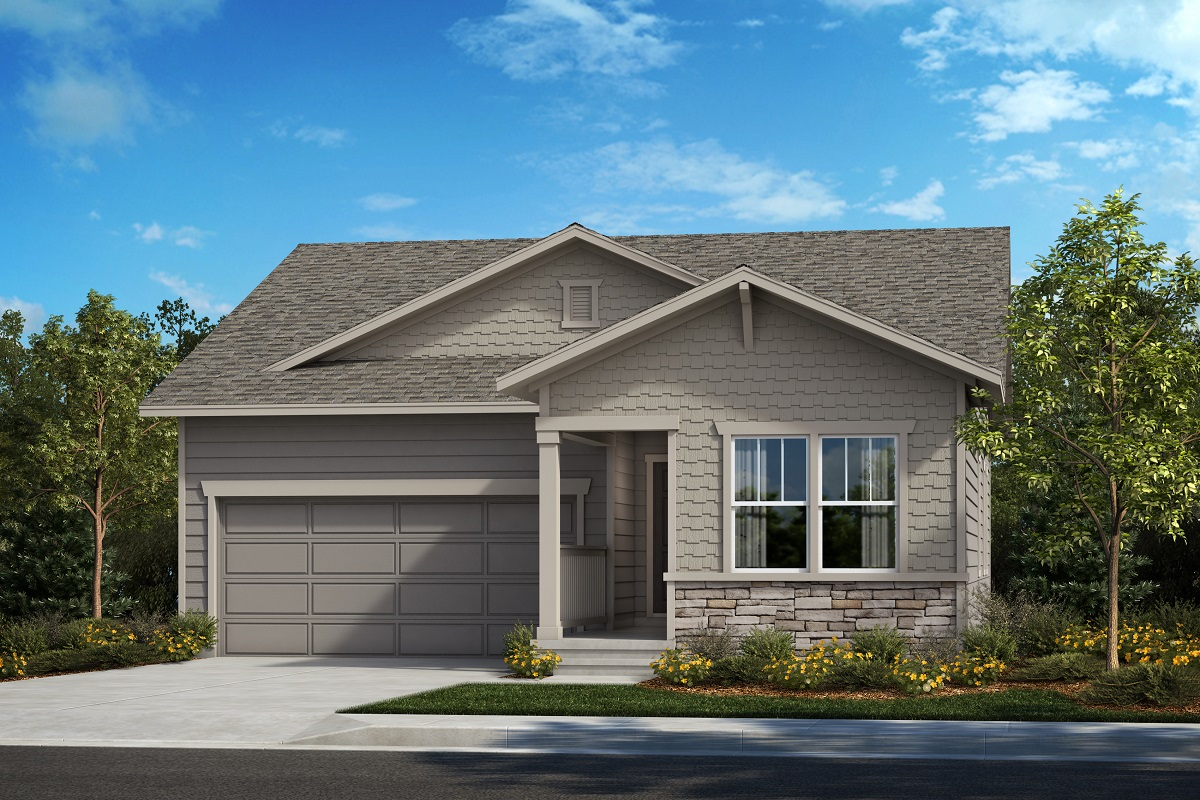 New Homes in Berthoud, CO - The Ambition