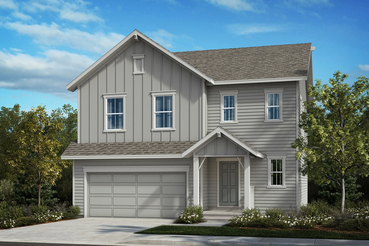 New Homes in Berthoud, CO - Plan 1923 - Elevation A