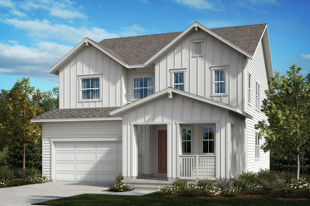 New Homes in Berthoud, CO - The Sparkle - Elevation A