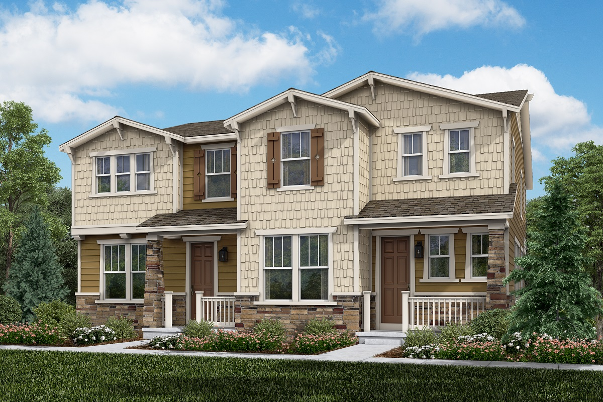 New Homes in Thornton, CO - Plan 1671 & Plan 1885