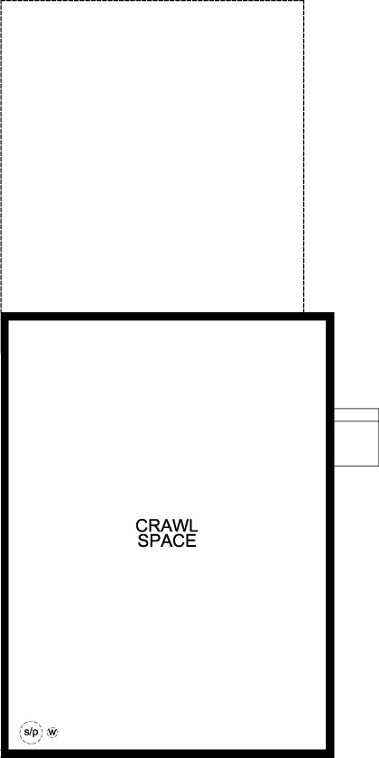 New Homes in Thornton, CO - Plan 1671 Modeled, Crawl Space