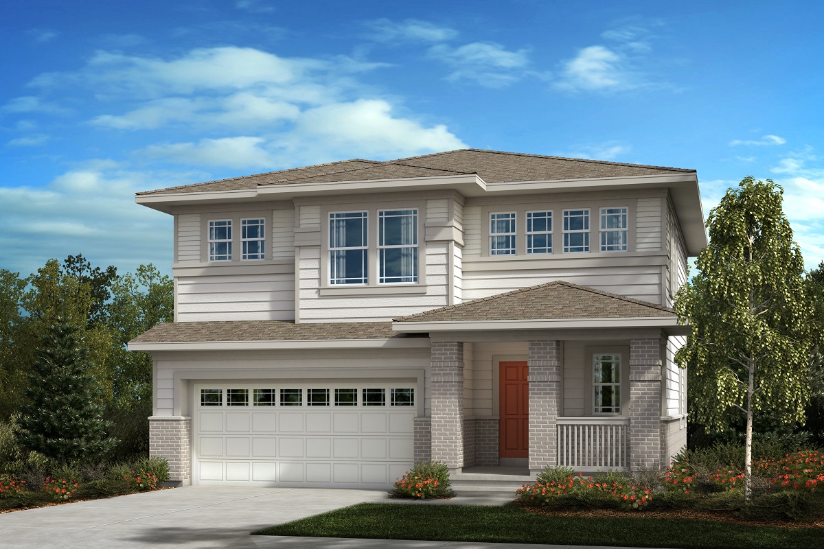 New Homes in Aurora, CO - Plan 1923