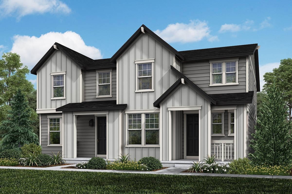 New Homes in Longmont, CO - Plan 1671