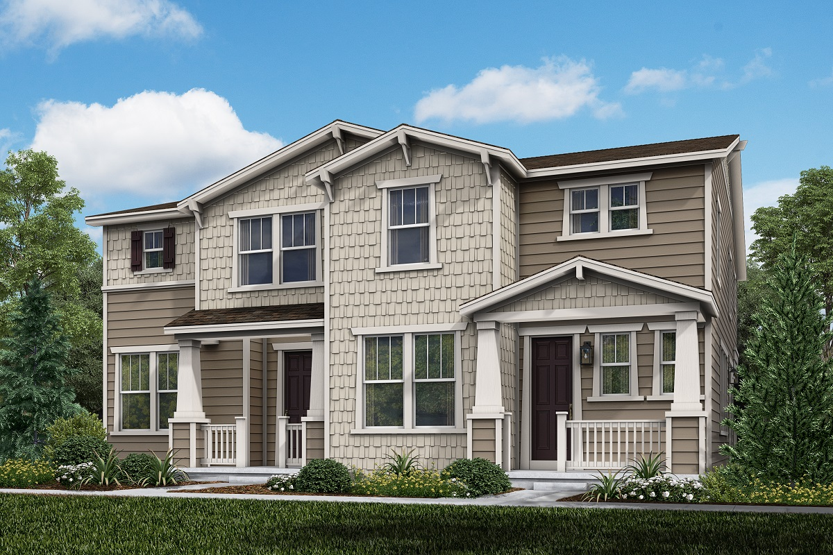 New Homes in Longmont, CO - Plan 1885