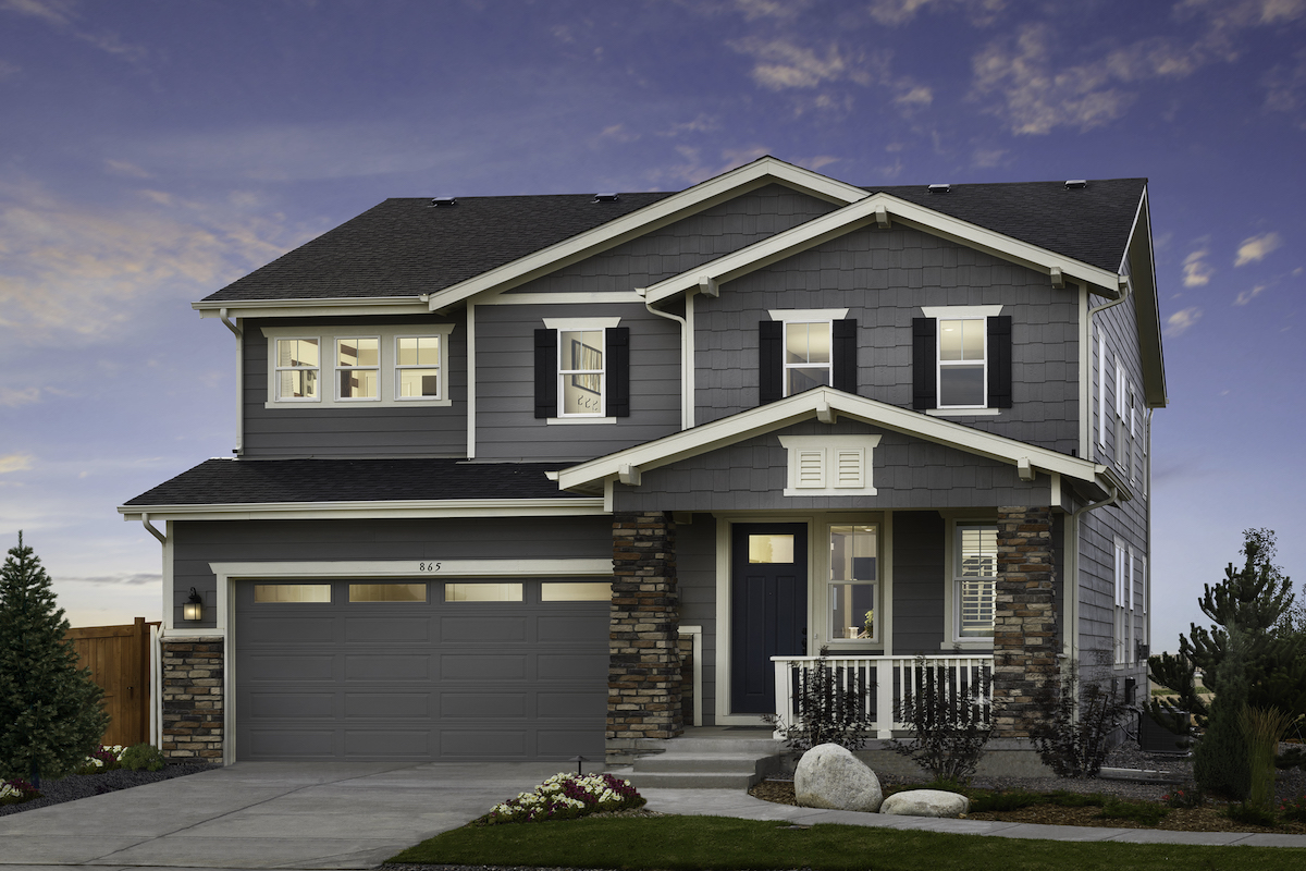 New Homes in Aurora, CO - Sky Ranch Sparkle