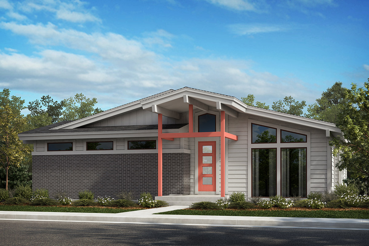 New Homes in Denver, CO - Plan 2714