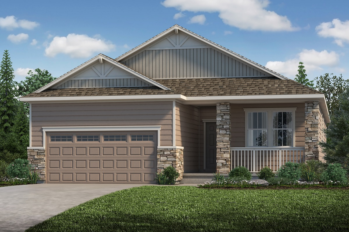 New Homes in Parker, CO - Plan 1818 Elevation B