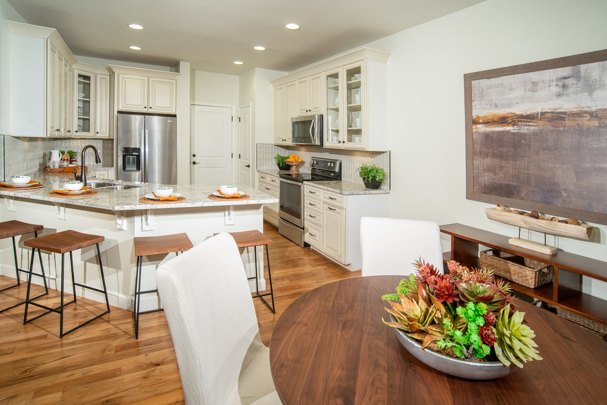 New Homes in Dacono, CO - Sweetgrass Lewis Kitchen