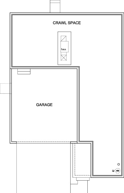 New Homes in Brighton, CO - Plan 2282, Crawl Space