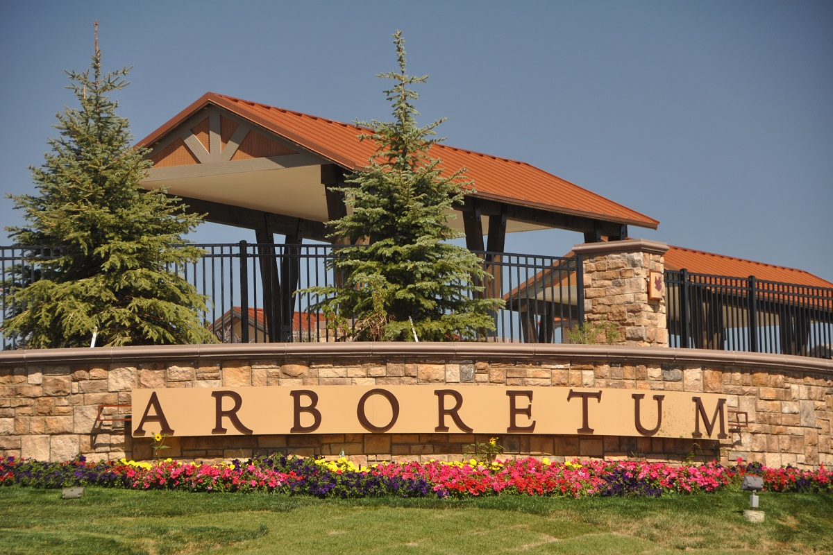 New Homes in Aurora, CO - Copperleaf Villas Copperleaf Arboretum