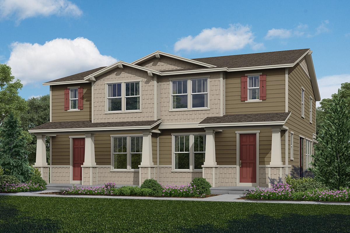 New Homes in Aurora, CO - Plan 1574