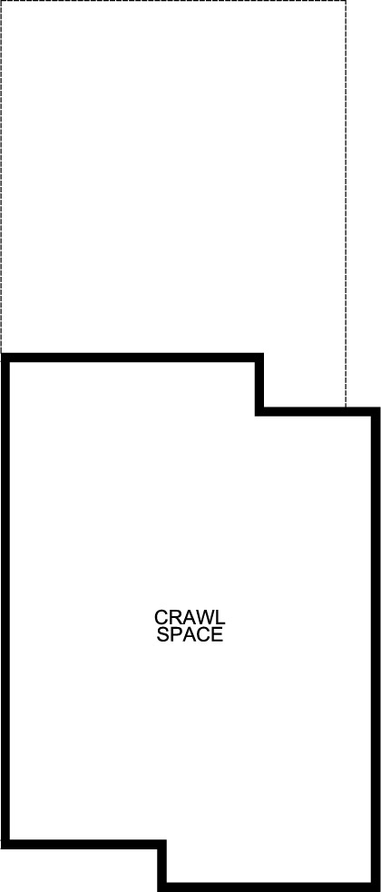 New Homes in Castle Rock, CO - Plan 1443, Crawl Space