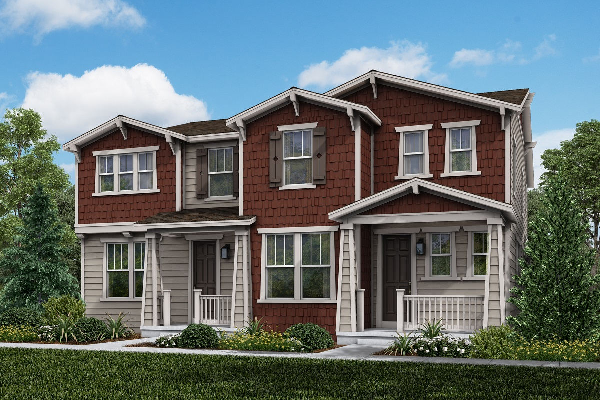 New Homes in Parker, CO - Plan 1885 & Plan 1671 Elevation 11A