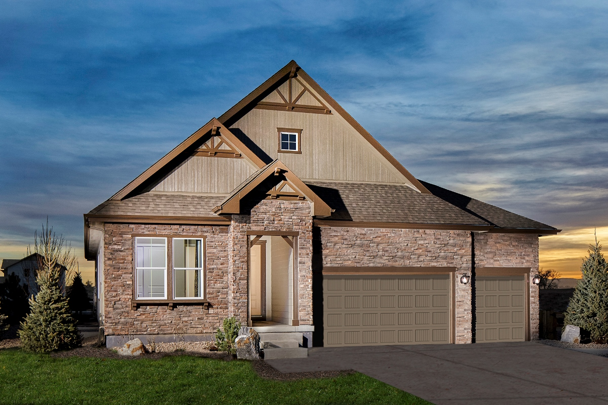 ... Homes for Sale in Thornton, CO - The Estates at Trailside by KB Home