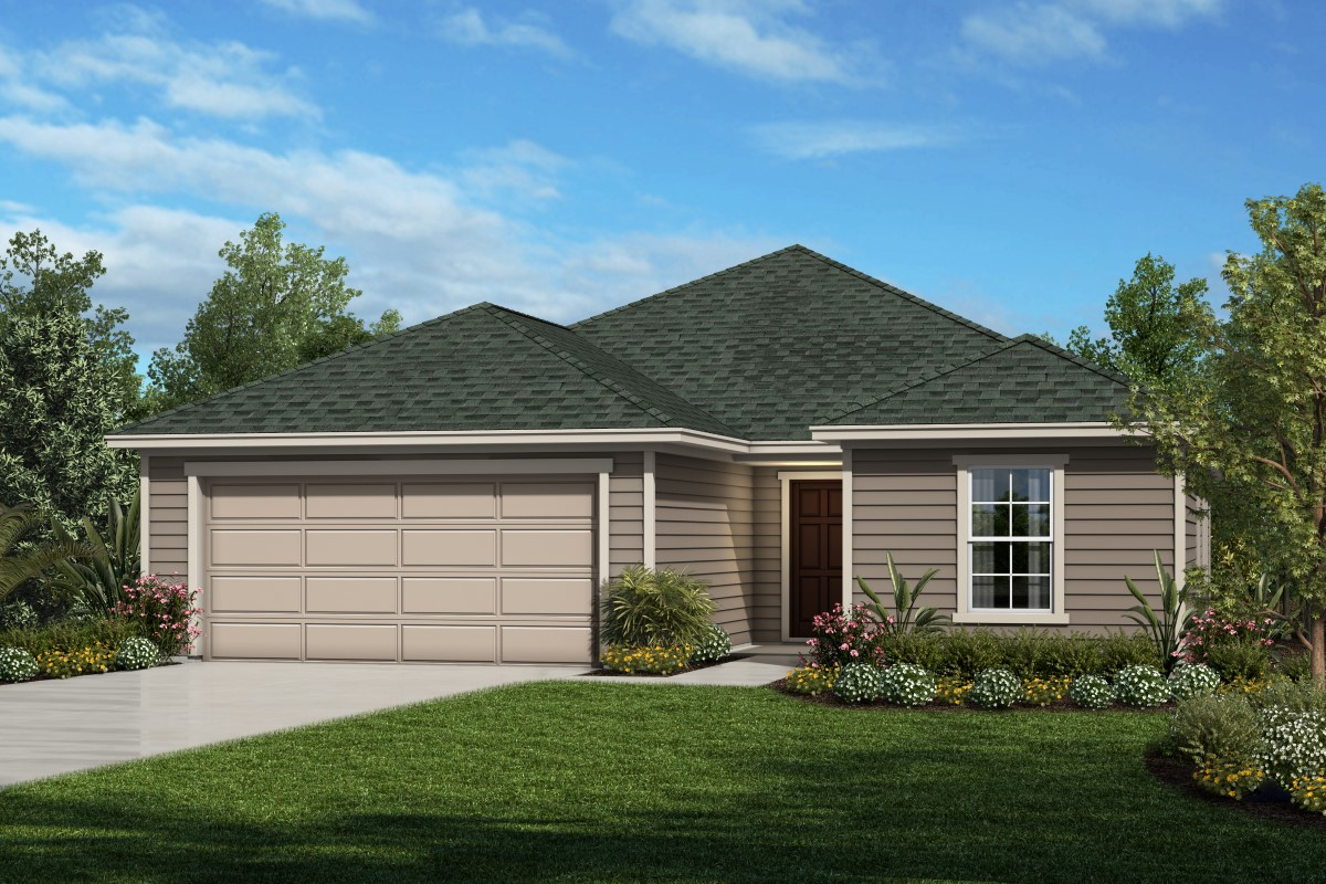 New Homes in Jacksonville, FL - Panther Creek Plan 1933 Elevation L