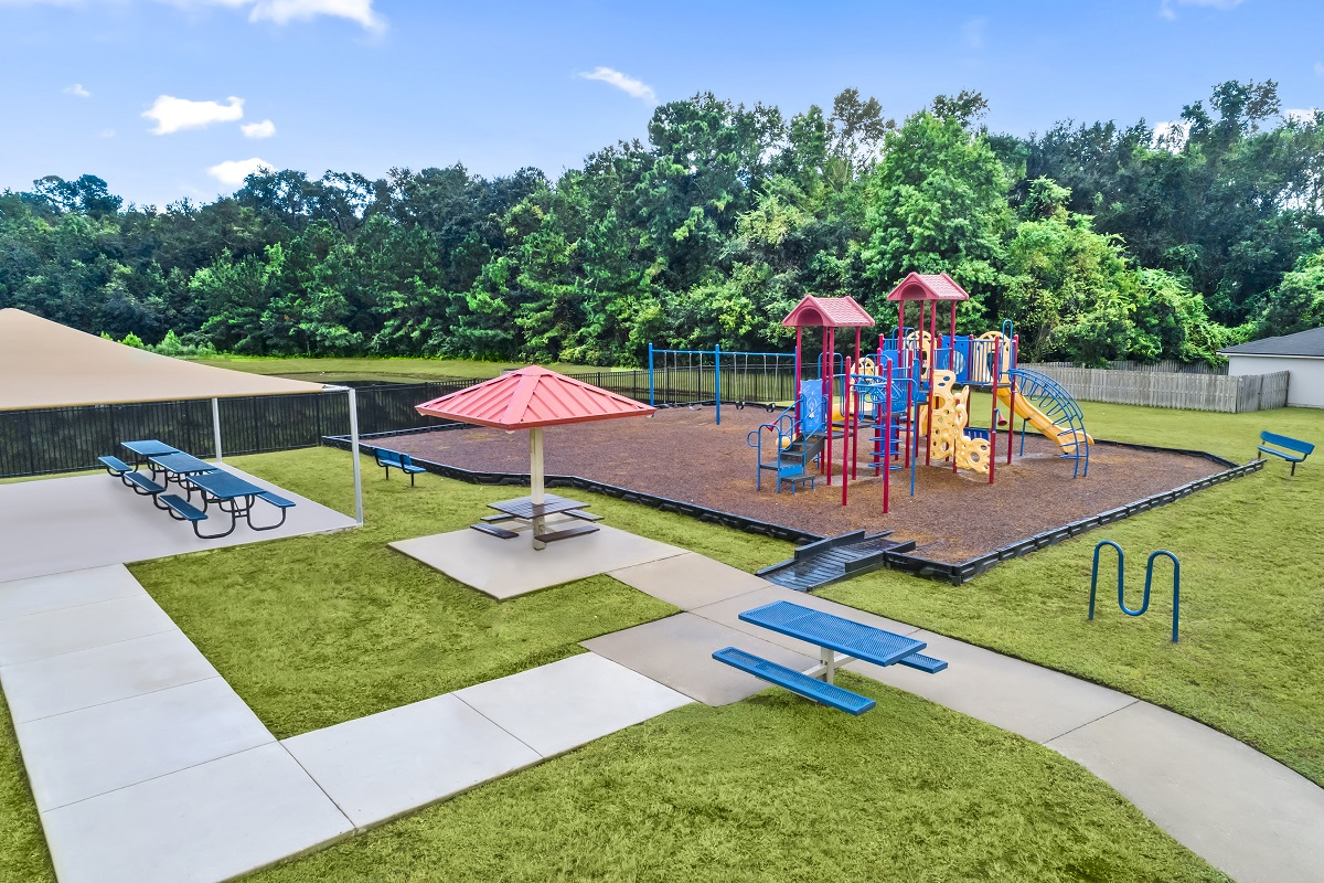 New Homes in Jacksonville, FL - Barrington Cove Community Playground