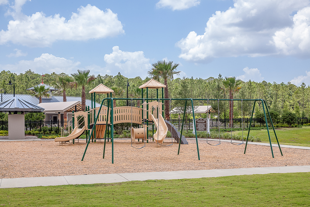 New Homes in Jacksonville, FL - Bartram Creek - Executive Series Playground