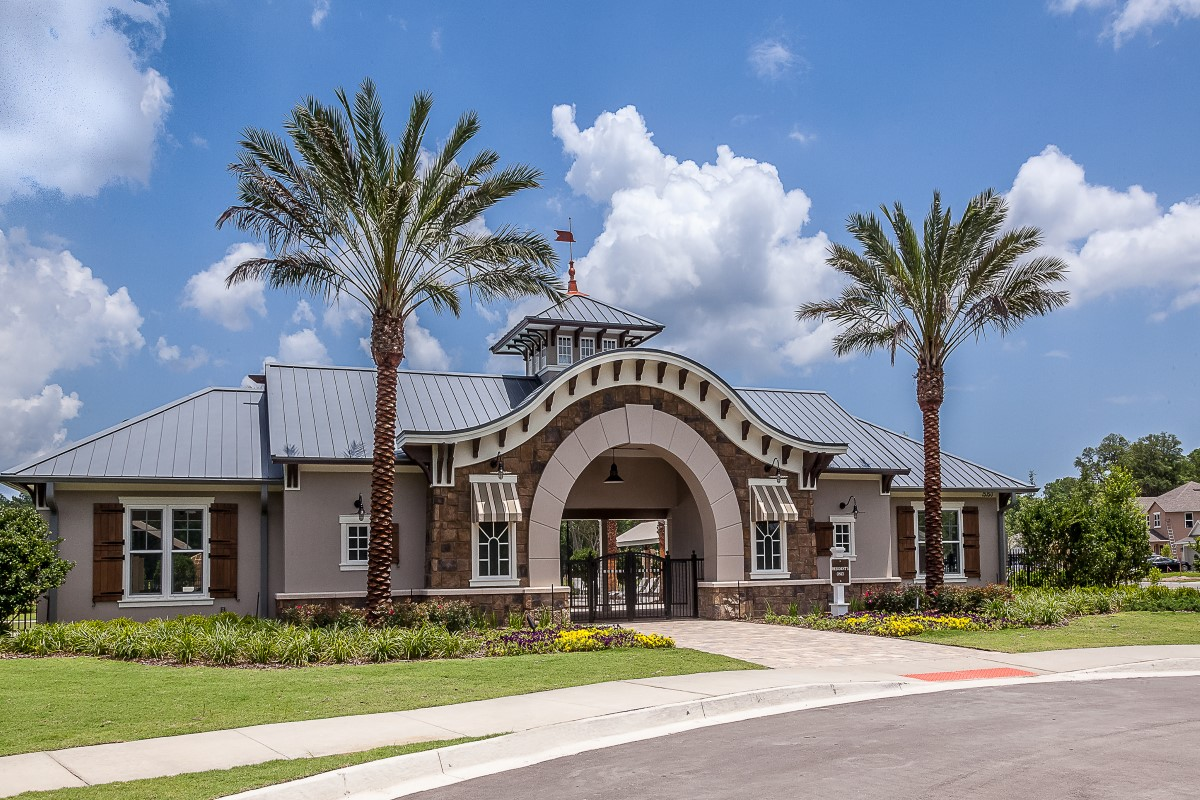New Homes in Jacksonville, FL - Bartram Creek - Classic Series Clubhouse