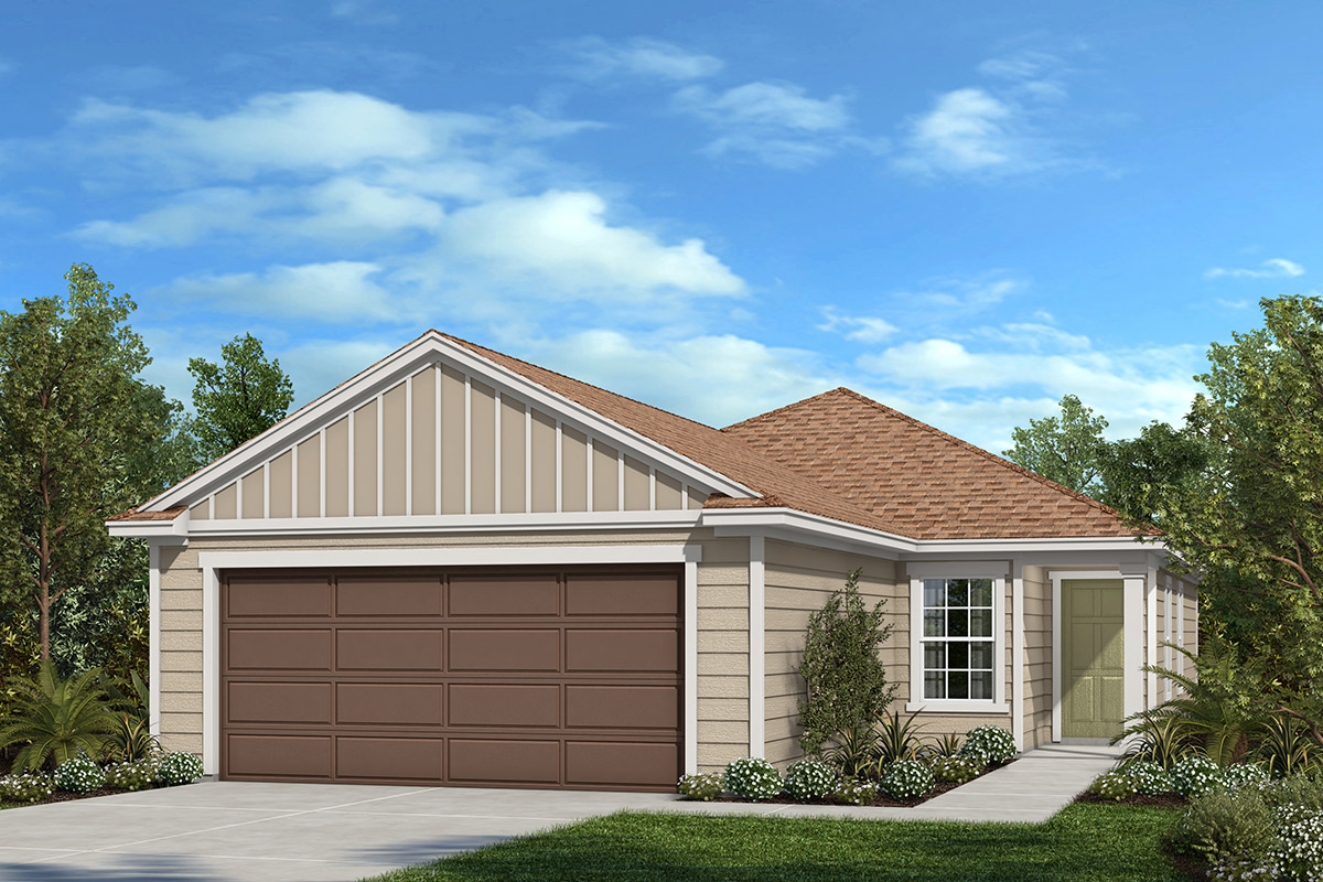 New Homes in Jacksonville, FL - Elevation M