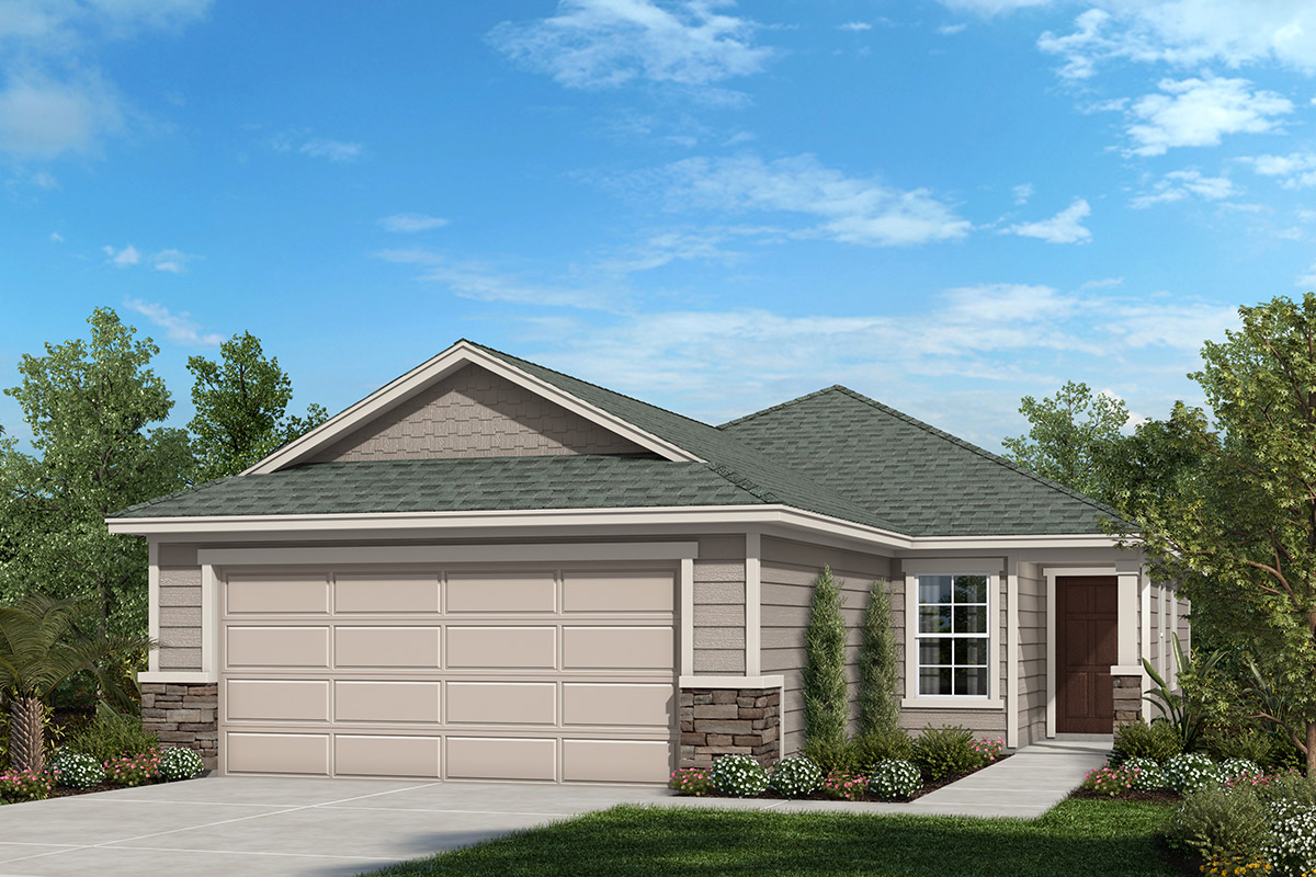 New Homes in Jacksonville, FL - Plan 1342
