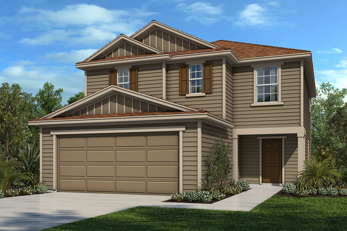 New Homes in Jacksonville, FL - Plan 1876