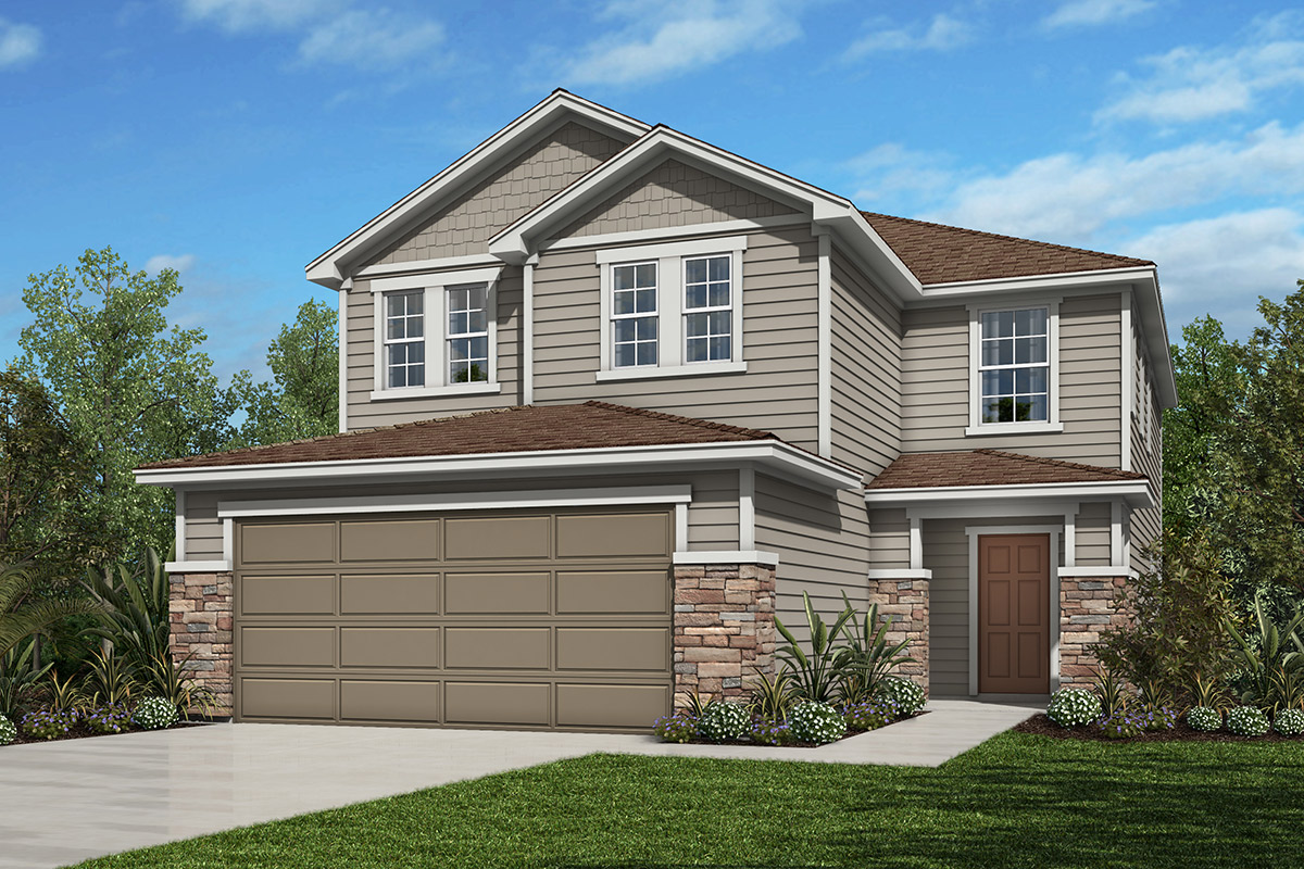 New Homes in Jacksonville, FL - Plan 2387